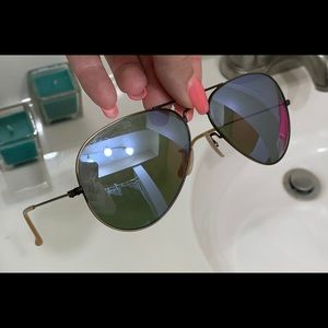Ray bans Great condition.